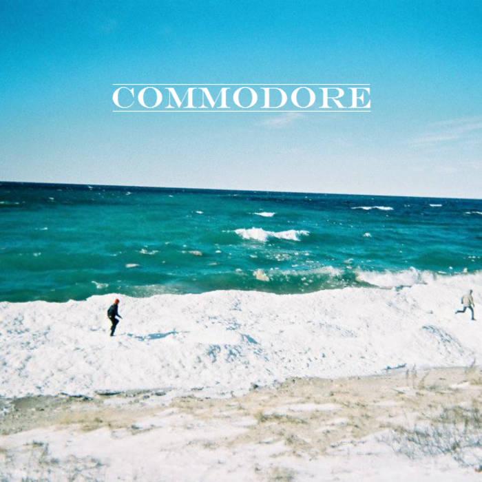 Commodore cover art