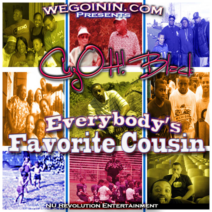 Everybody's Favorite Cousin (EP) cover art