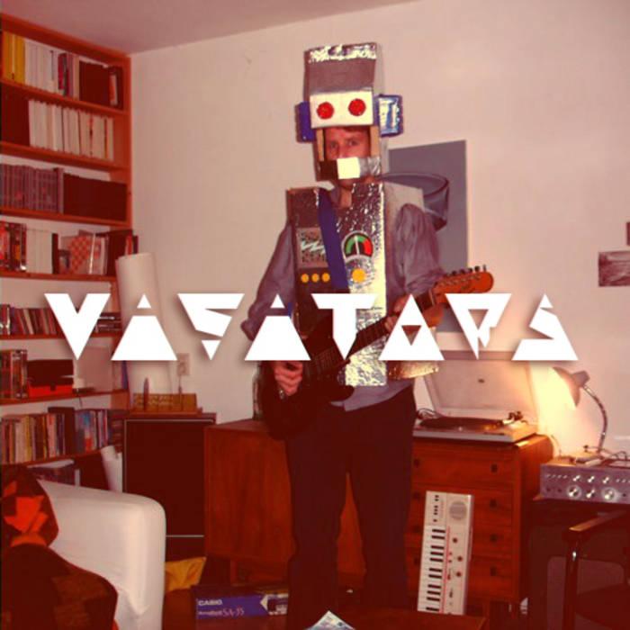 2012 VISITORS cover art