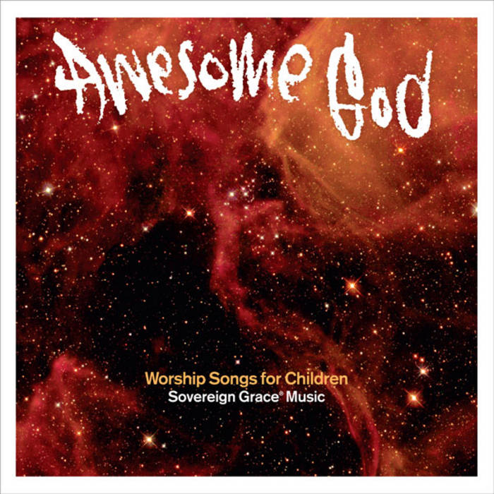Awesome God cover art