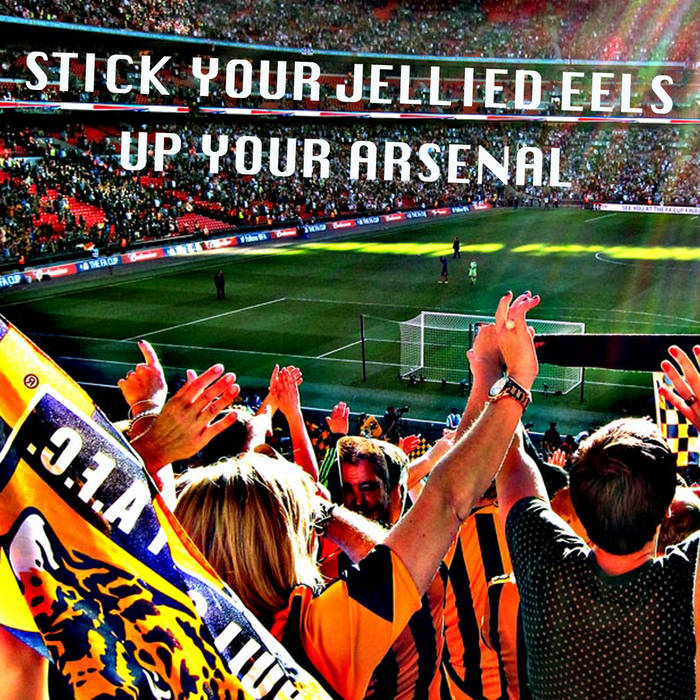 Hull City Unofficial FA Cup Final Single cover art