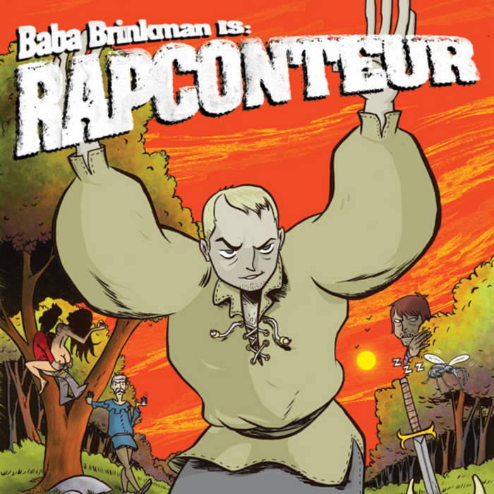 Rapconteur cover art