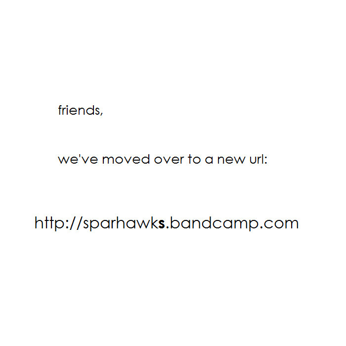 http://sparhawks.bandcamp.com cover art