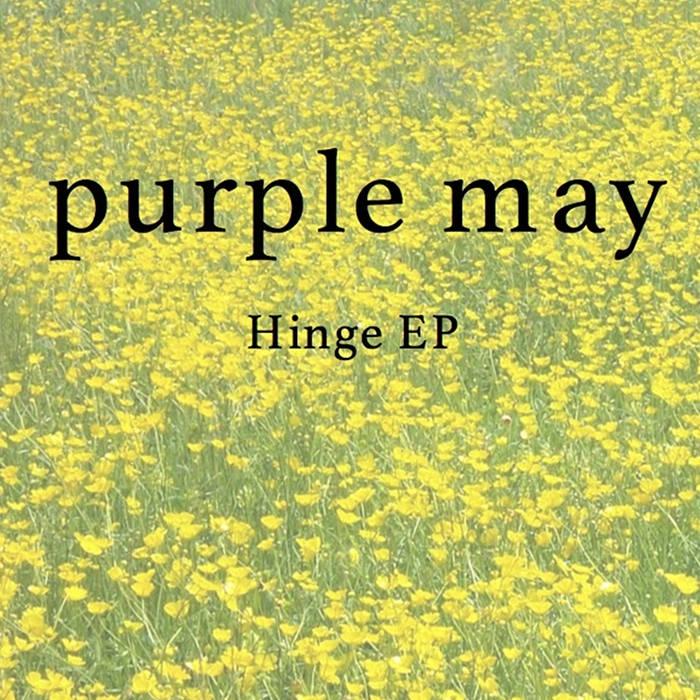 Hinge EP cover art