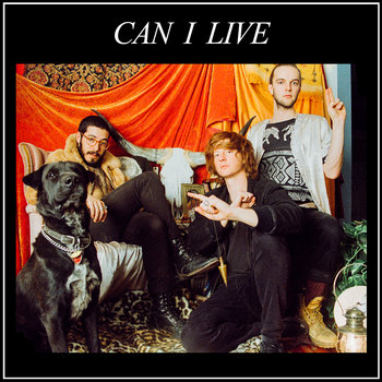 CAN I LIVE cover art