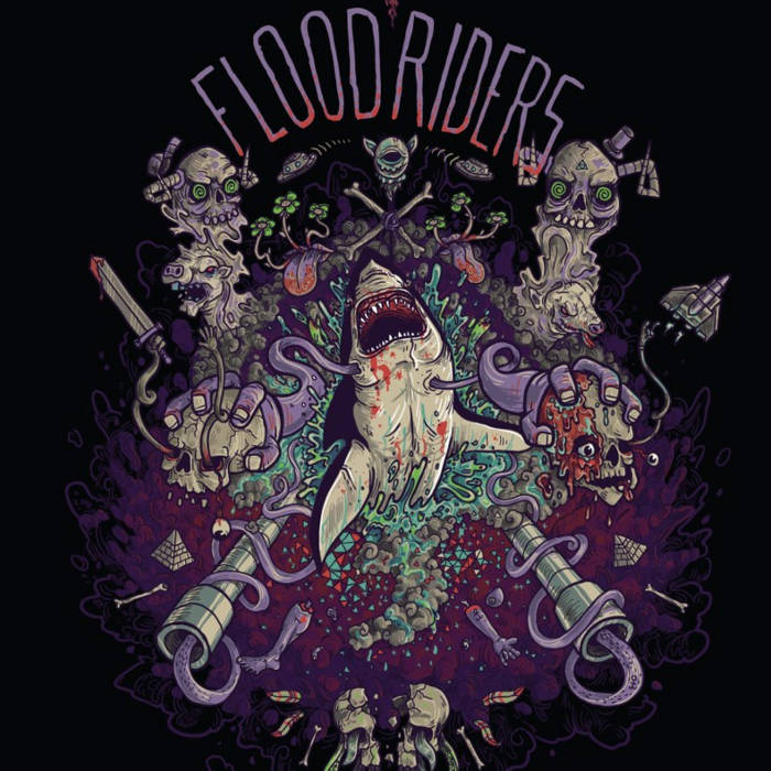 Floodriders cover art