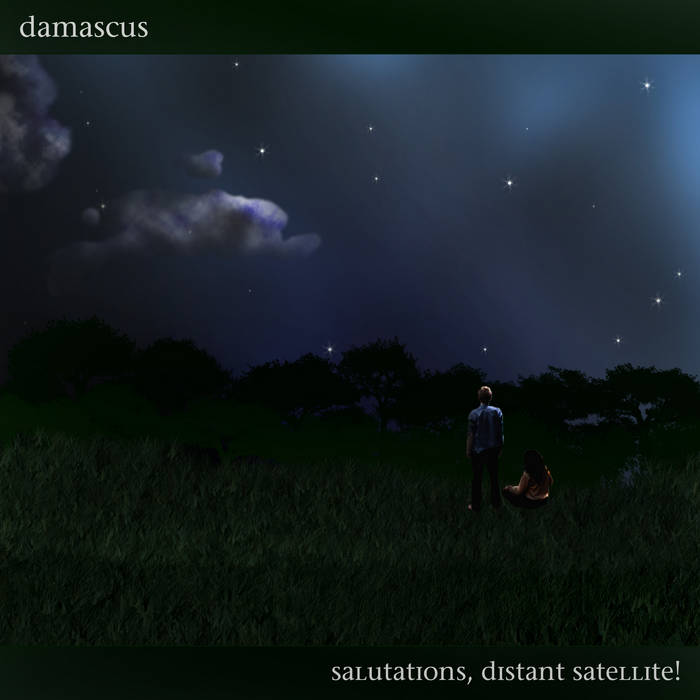 Salutations, Distant Satellite! cover art