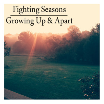 Growing Up & Apart cover art