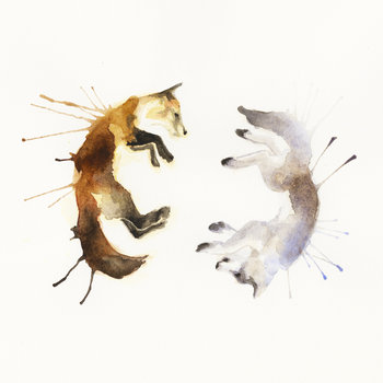 The Wolf and The Fox cover art