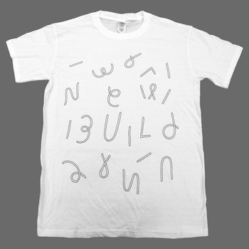 New Build T-Shirt cover art