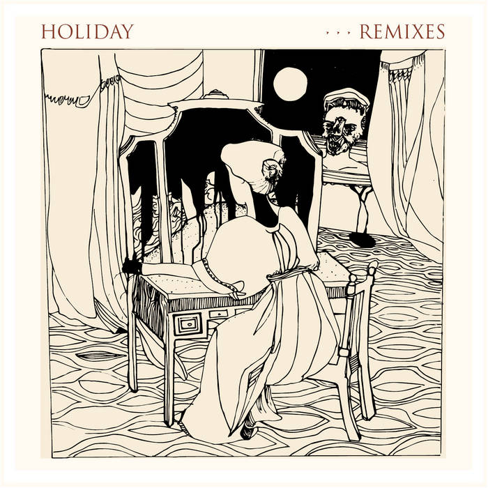 Holiday ***Remixes cover art