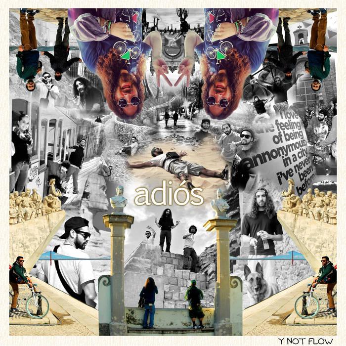 Adiós cover art