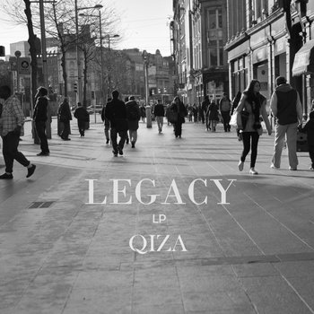 Legacy LP cover art