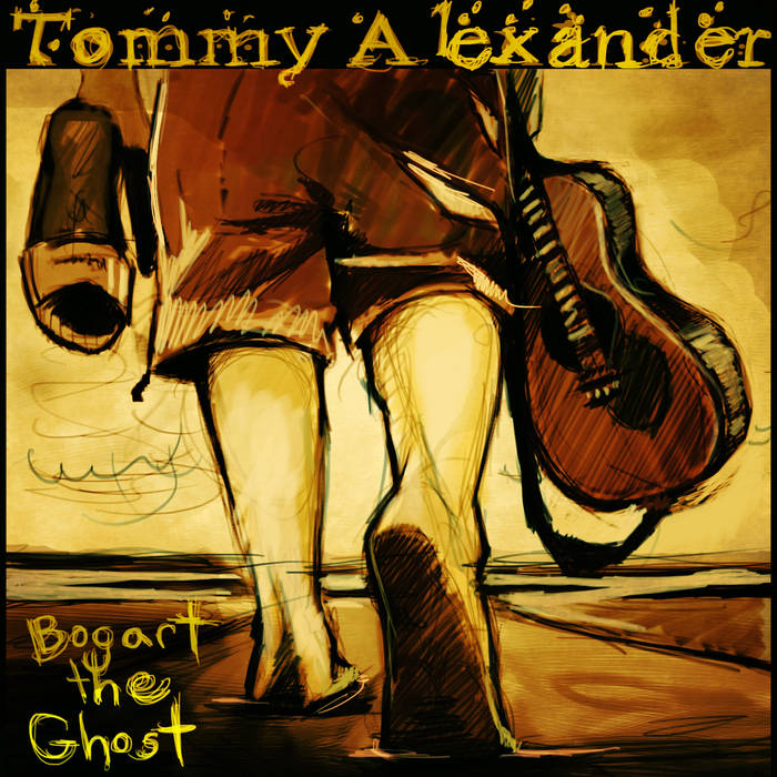 Bogart the Ghost cover art