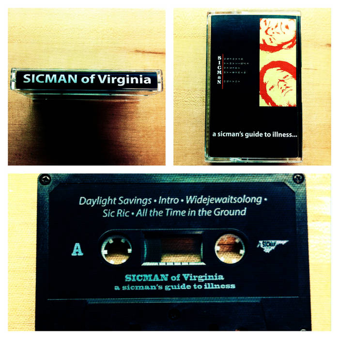 a sicman's guide to illness... (on cassette) cover art