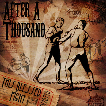 This Blessed Fight cover art