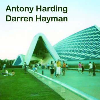 Antony Harding and Darren Hayman Split Single cover art