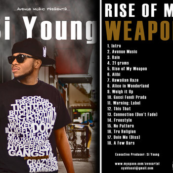 Rise of My Weapon cover art