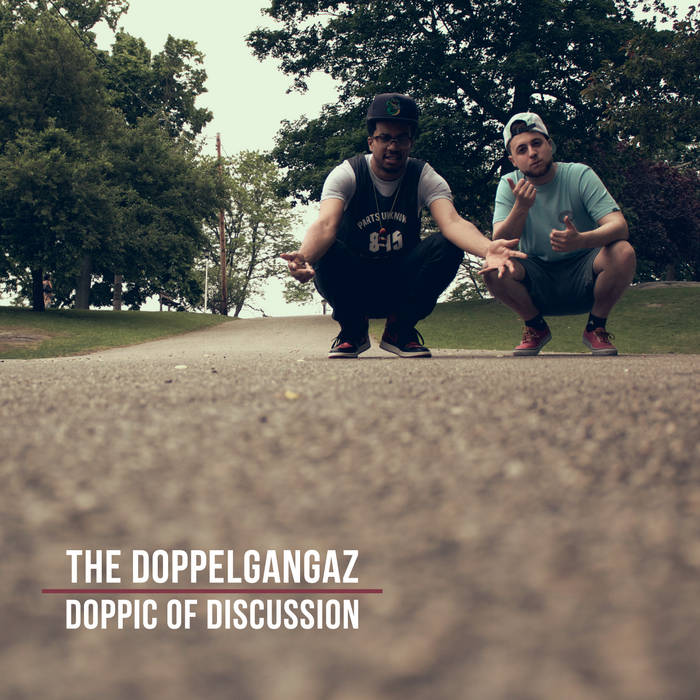 Doppic of Discussion cover art