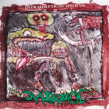 Intrausepticus Spiticus 31 cover art