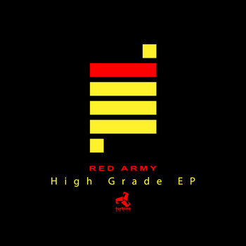 Red Army - High Grade EP | Turbine Music cover art