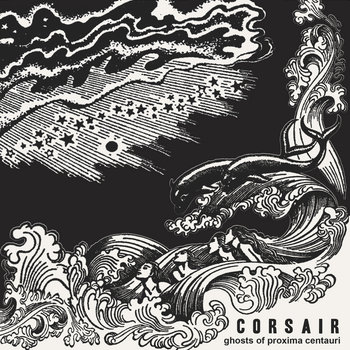 Ghosts of Proxima Centauri EP cover art