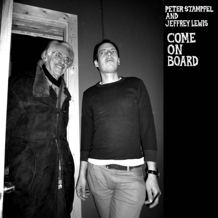Come On Board ($10) cover art
