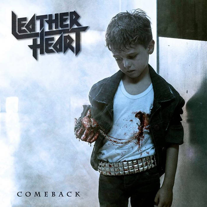 Comeback (LP 2015) cover art