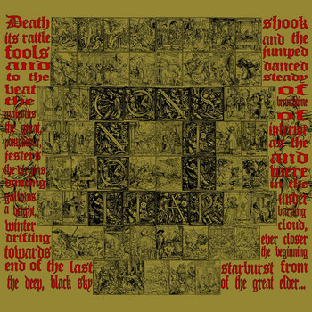 Death Shook Its Rattle And The Fools Jumped And Danced... cover art