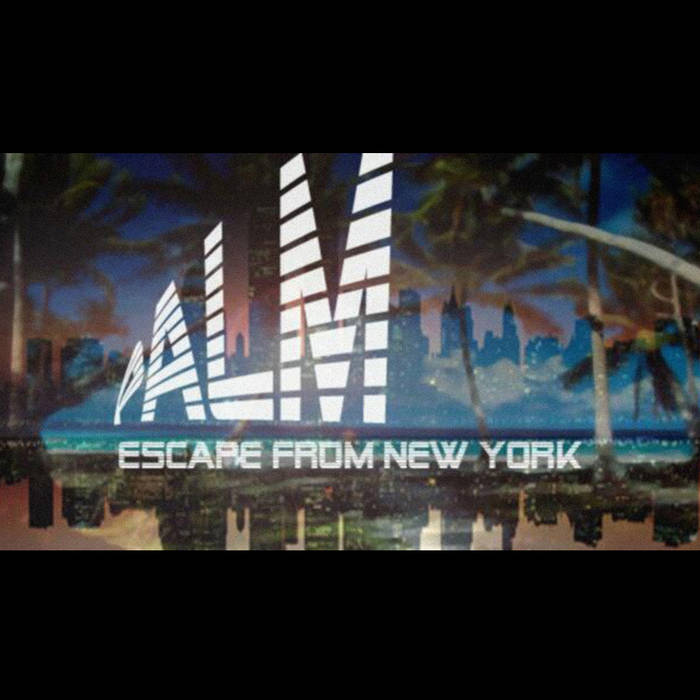 escape from new york cover art