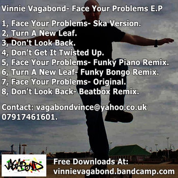 Face Your Problems E.P cover art