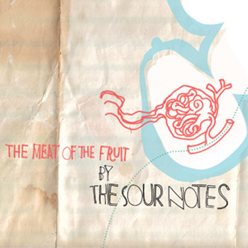 The Meat Of The Fruit (EP) cover art