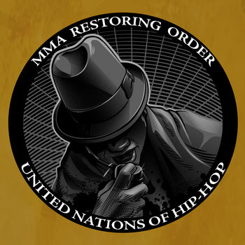 MMA- Restoring Order the LP cover art