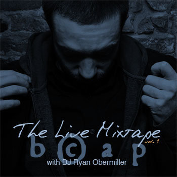 The Live Mixtape (vol. 1) cover art