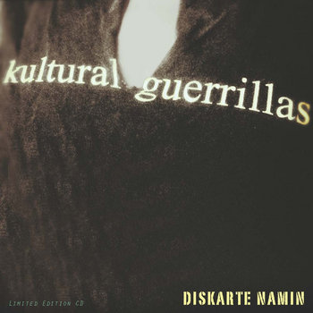 kultural guerrillas cover art