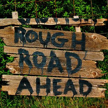 ROAD IS RUFF SINGLE cover art
