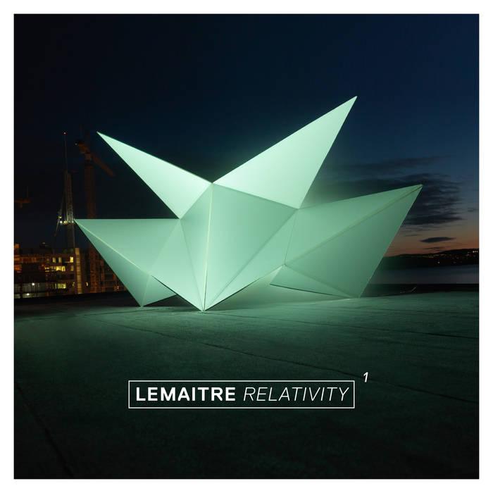 Relativity 1 cover art