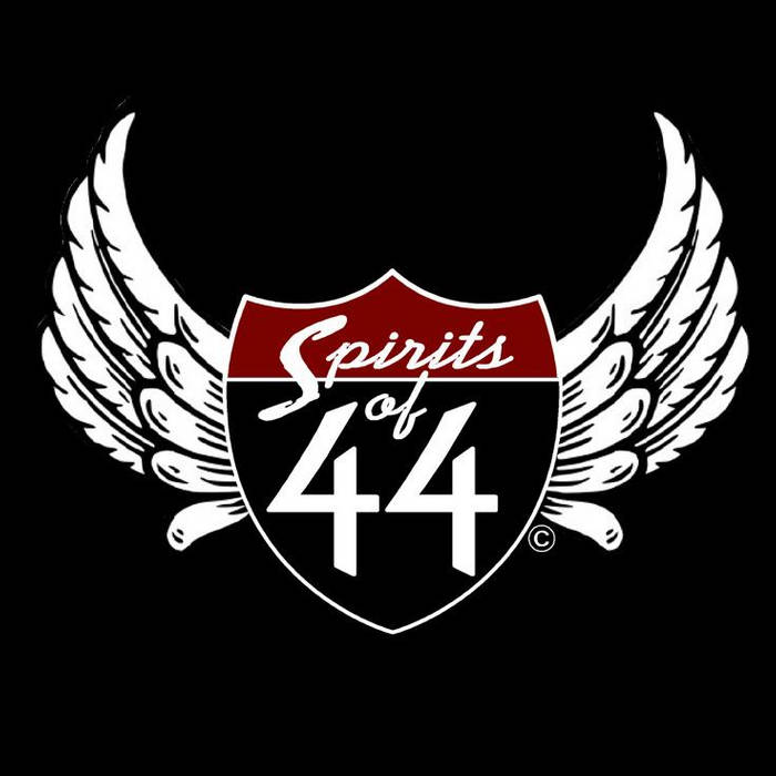 Spirits of 44 cover art