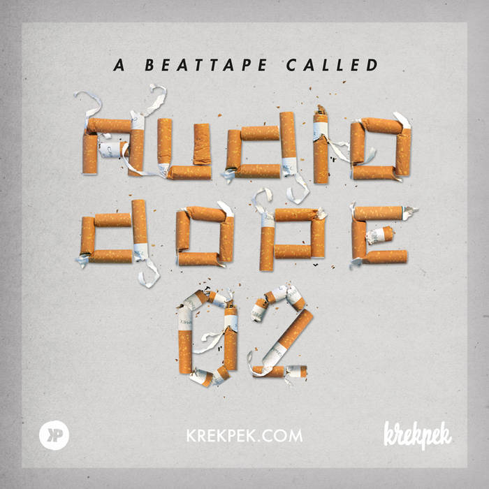 AUDIØDOPE 02 cover art