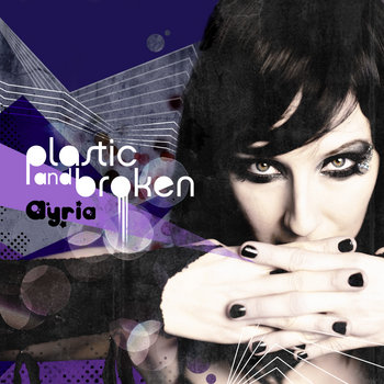 Plastic And Broken EP cover art