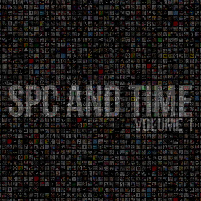 SPC AND TIME - VOL 1 cover art