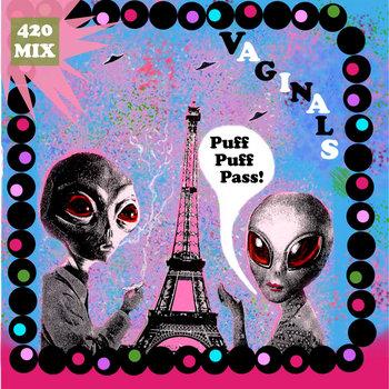 Puff Puff Pass 420 Mix cover art