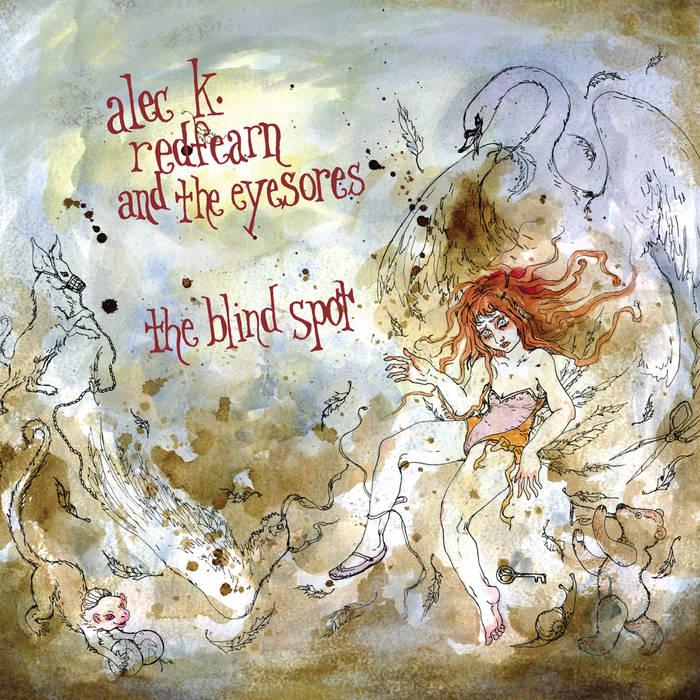 The Blind Spot cover art