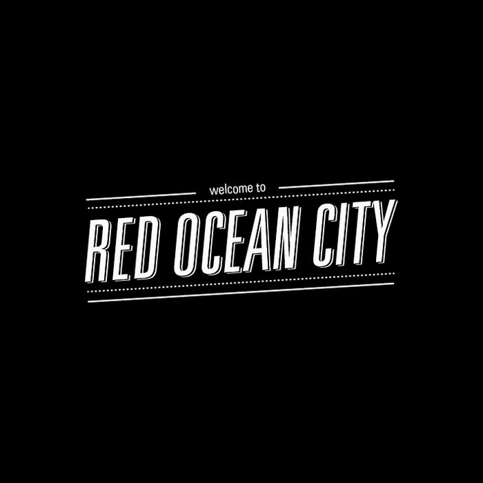 Welcome to Red Ocean City cover art
