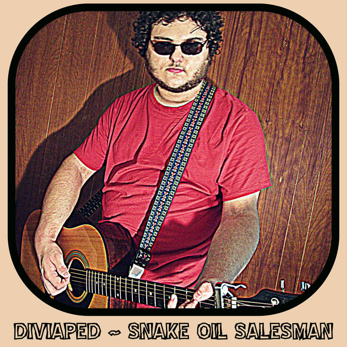 Snake Oil Salesman [Single] cover art