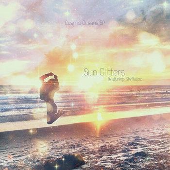 Cosmic Oceans EP + Remixes (feat. Steffaloo) cover art