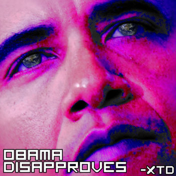 Obama Disapproves cover art