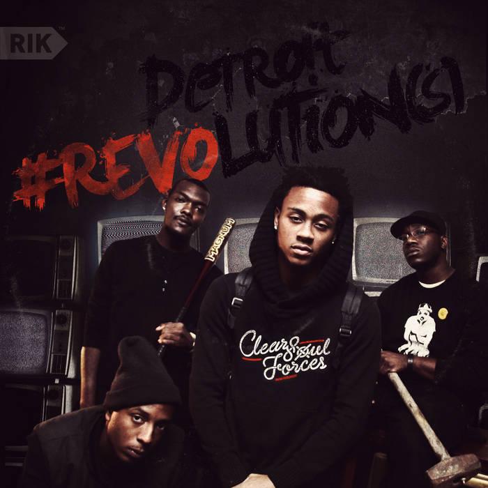 Detroit Revolution(s) cover art