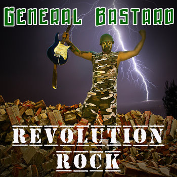 Revolution Rock cover art