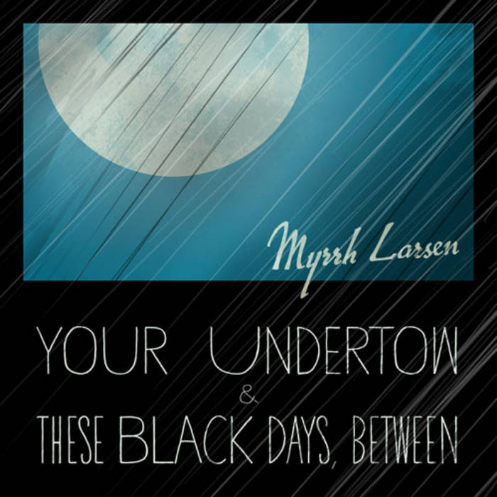 Your undertow [single] cover art